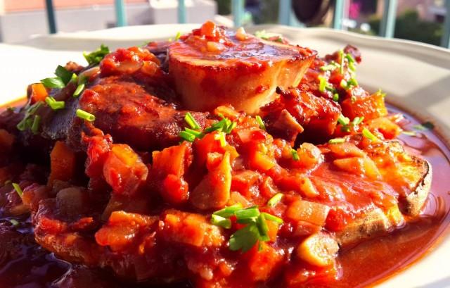 אוסובוקו בבישול בוואקום
