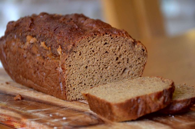 לחם פשתן מהיר וטעים