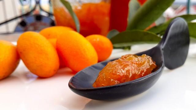 ריבת קומקווט (תפוז סיני)
