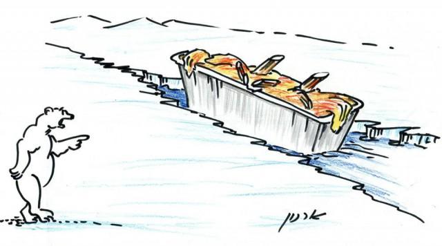 לכל קרח יש סדק